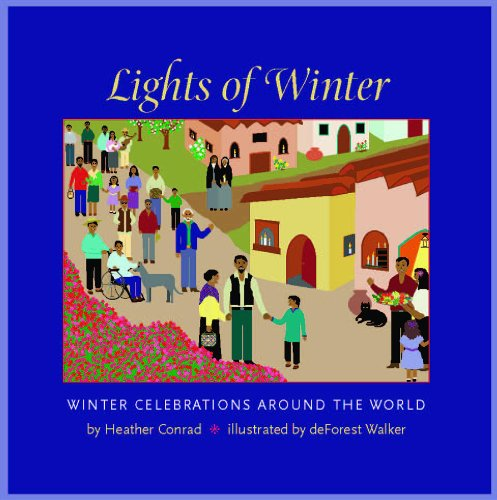 Kids on Fire: Books About Winter Celebrations Around The World