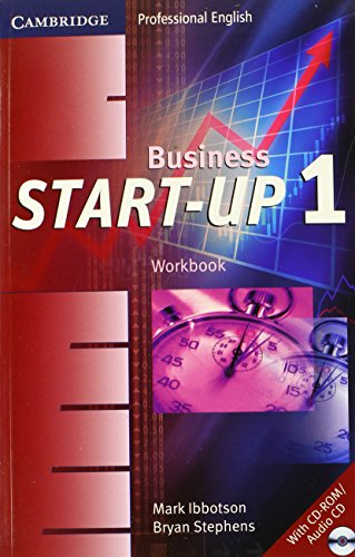 Business Start-Up 1 Workbook with Audio CD/CD-ROM (Cambridge Professional English)