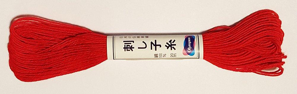 DARK NAVY-INDIGO # 11-20m Skein Olympus Sashiko Thread Japanese Embroidery /& Quilting