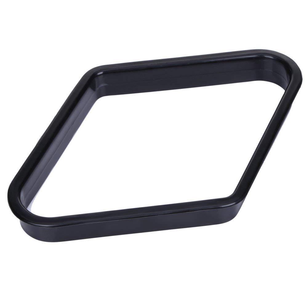 Powerglide Triangle Unisex Pastic 1 3//4 1.75 Inch Black