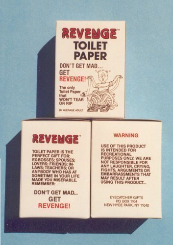 Amazon.com: Revenge Toilet Paper: Health & Personal Care