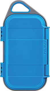 product image for Pelican Go G40 Case - Waterproof Case (Surf Blue/Grey)