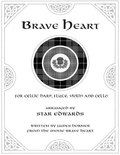 Music for Celtic Harp, Cello, Flute and Violin ()