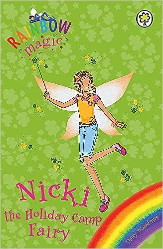 Book Nicki the Holiday Camp Fairy (Rainbow Magic)