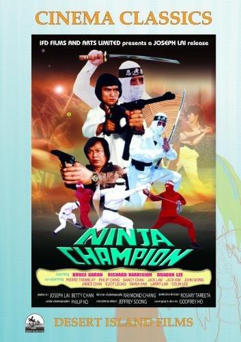 Amazon.com: Ninja Champion: Godfrey Ho, IFD, Bruce Baron ...