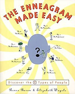 The Enneagram Made Easy: Discover the 9 Types of People by [Baron, Renee, Wagele, Elizabeth]