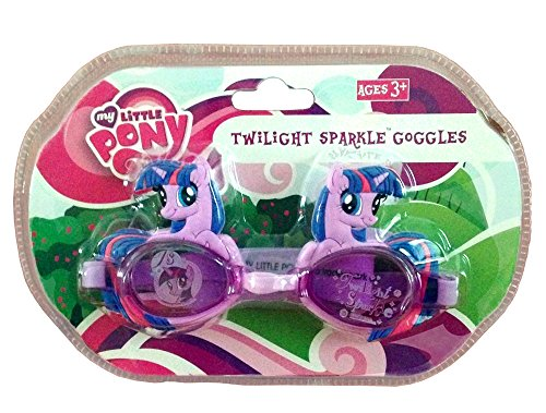 My Little Pony Twilight Sparkle Swim (Princess Swimming Goggles)