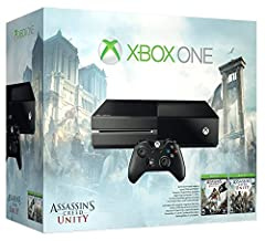 Xbox One brings together the best exclusive games, the most advanced multiplayer, and entertainment experiences you won't find anywhere else.