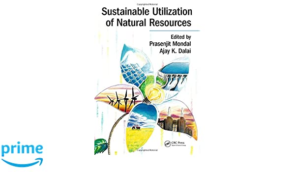 Sustainable utilization of natural resources prasenjit mondal ajay sustainable utilization of natural resources prasenjit mondal ajay k dalai 9781498761833 amazon books fandeluxe Image collections