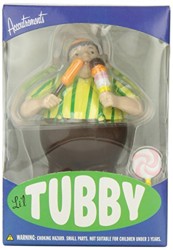 Accoutrements Li'l Tubby Figure (Corn Dog Gag Gift compare prices)