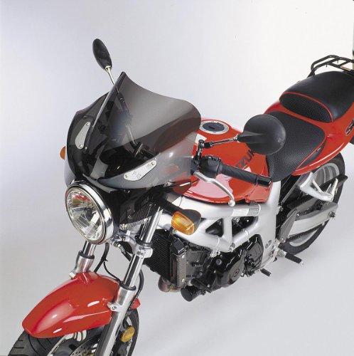 (National Cycle F-15 Sport Windshield - Dark Tint N2520)