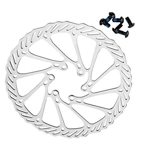 6 Blots 160mm MTB Bike Disc Disk Brake Rotor for Avid G3