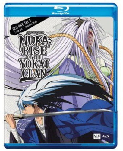 Nura: Rise of the Yokai Clan Set 2 (BD) [Blu-ray]