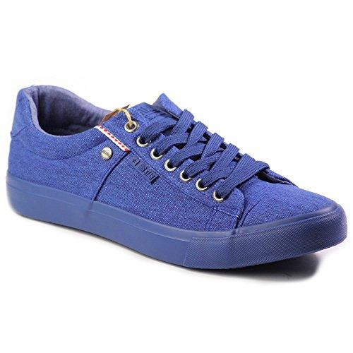 Big Star W174542 - W174542 - Color Blue - Size: 41.0 (Big Star Shoes)