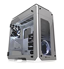 Designed to expand the legacy of the View Series lineup, the View 71 Tempered Glass Snow Edition Full Tower Chassis features unrivaled cooling support and expandability surrounded in tempered glass for a one of a kind view. Swing open full wi...