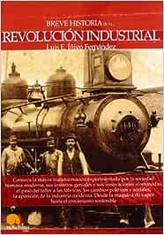Breve historia de la Revolución Industrial: Amazon.es: Íñigo Fernández, Luis E.: Libros
