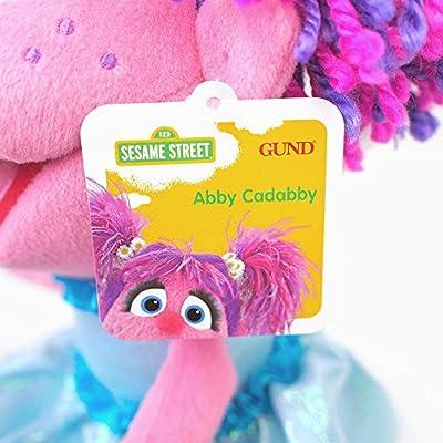 "GUND Sesame Street Everyday from Abby Cadabby 12"" Plush"