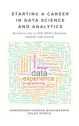 Amazon com: Starting a Career in Data Science and Analytics