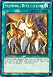 Yu-Gi-Oh! - Stamping Destruction (SDBE-EN022) - Structure Deck: Saga of Blue-Eyes White Dragon - Unlimited Edition - Common by Yu-Gi-Oh!