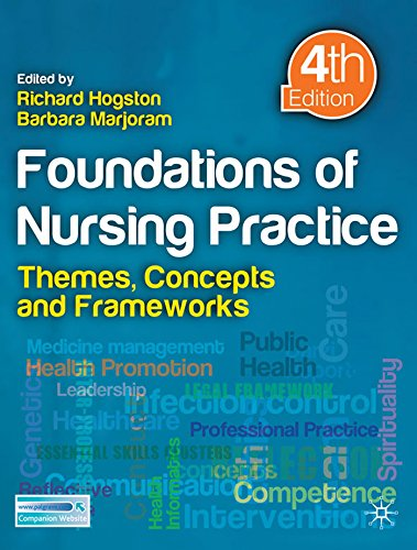 Download Foundations of Nursing Practice: Themes, Concepts and Frameworks Pdf