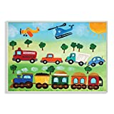 The Kids Room by Stupell Planes, Trains, and