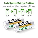EBL E90 LR1 N Batteries, N Rechargeable Battery