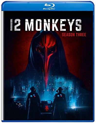 12 Monkeys: Season 3 [Blu-ray]