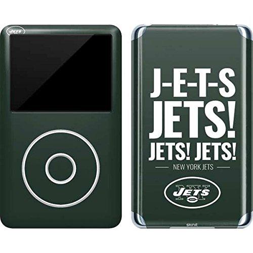 New York Jets iPod Classic (6th Gen) 80 & 160GB Skin - New York Jets Team Motto | NFL X Skinit Skin (Ipod York Skin Jets New)