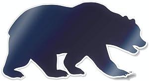 California Berkeley Golden Bear Logo Car Decal Bumper Sticker