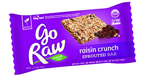 Freeland Go Raw Raisin Sprouted product image