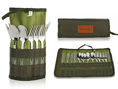 Stainless Family Cutlery Utensil Camping product image