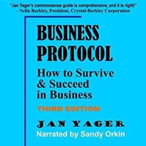 Business Protocol - 2nd edition Audiobook