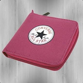 Converse Geldbörse Vintage Zip Pink Geldtasche Portemonnaies