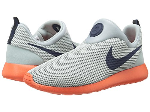 55a848ca0f2c Nike Roshe Run Slip On (Silver Wing Team Orange Cool Grey Obsidian) Men s  Shoes (Silver Wing Team Orange Cool Grey Obs...)  Amazon.ca  Shoes    Handbags