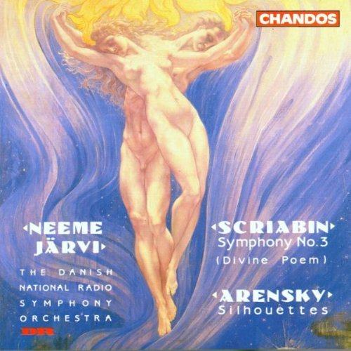 Scriabin: Symphony No.3, Divine Poeam / Arensky: Silhouettes (1991-06-19)