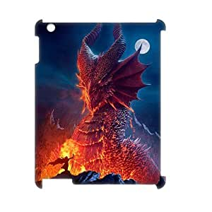 EZCASE Dragon Phone Case For IPad 2,3,4 [Pattern-1]