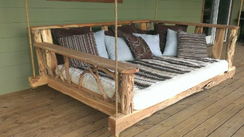 Porch Swing Bed-Twin