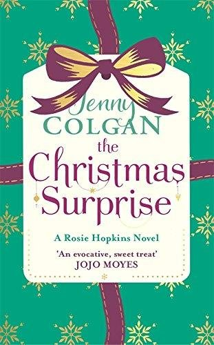 book cover of The Christmas Surprise