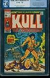 Kull 1 PGX 7.0 Bronze Age Key MarveL Comic