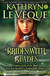 Brides with Blades: Four Medieval Romance novels