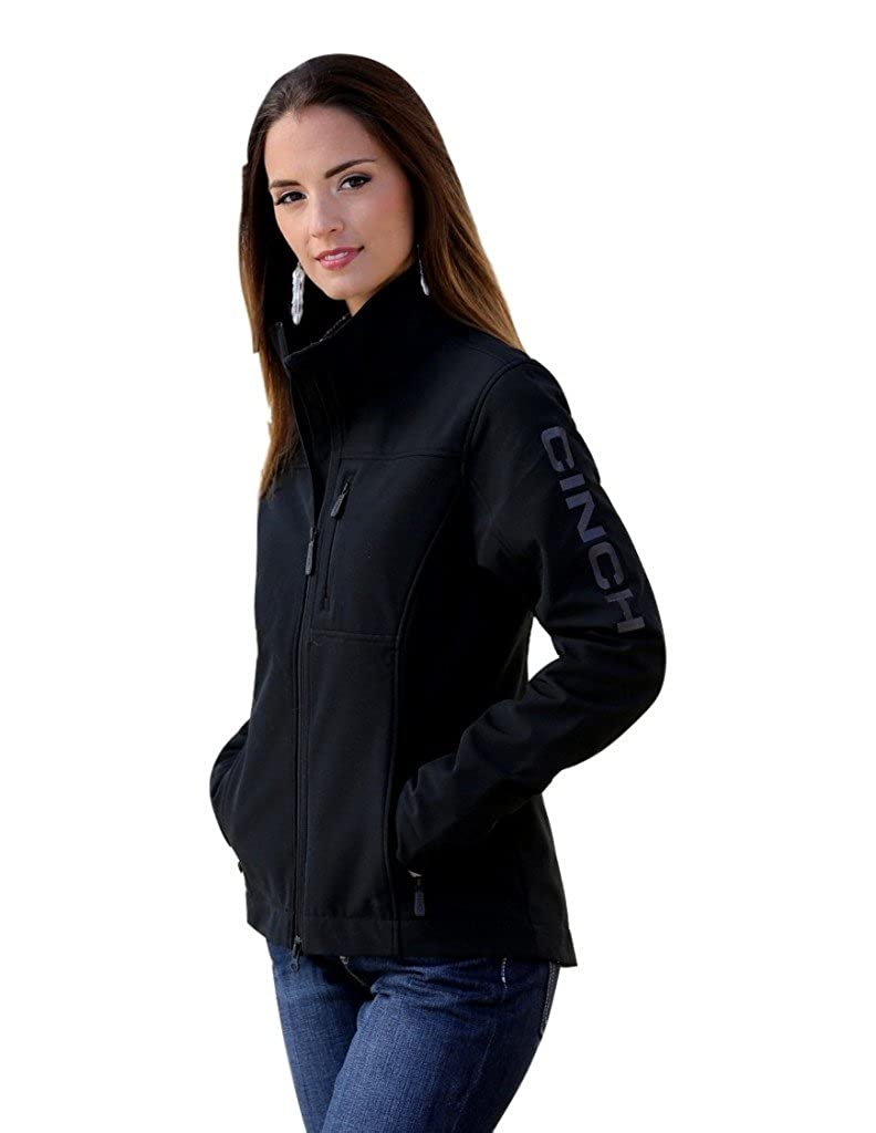 Cinch Womens Water Repellent Softshell