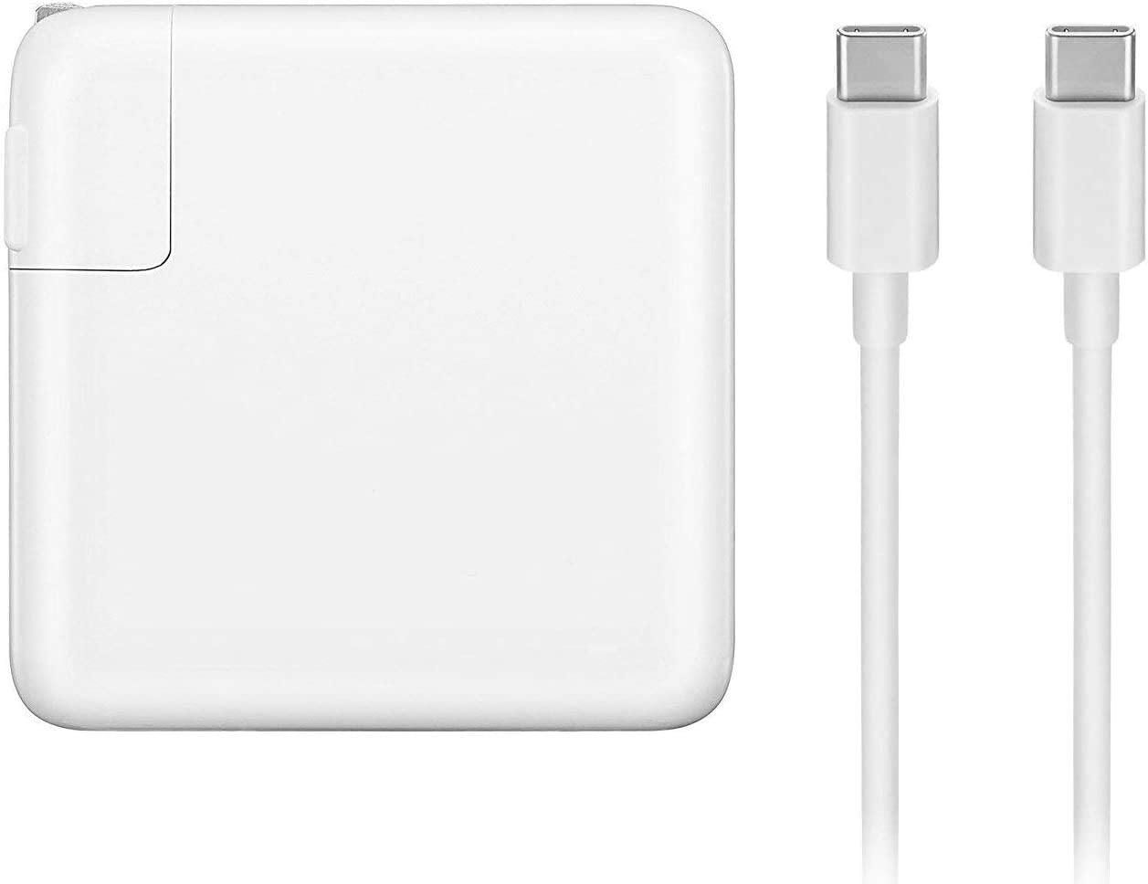 87W USB-C Power Adapter Charger, with USB-C Charging Cable-6.56 Ft