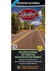 Butler Maps G1 Regional Maps (Southern California)