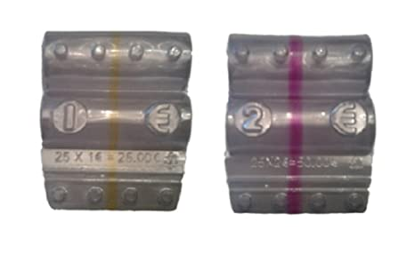 91ce60c14d Blister per monete euro - Kit 250 blister portamonete misti da 1-2 euro
