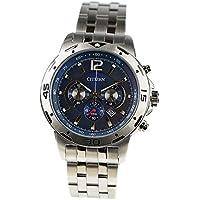 Relógio Masculino, Citizen AN8101-51L - Prata em aço inoxidável