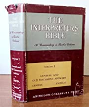 The Interpreter's Bible: A Commentary…