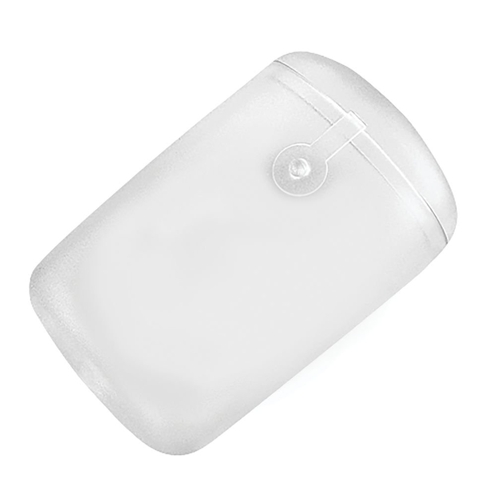 iDesign Bar Soap Holder Case for Travel - Clear
