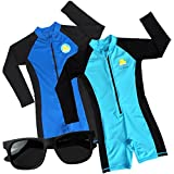 Swim with Me- SPF 50+ Total Sun Protection Swimsuit