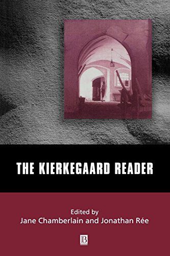 The Kierkegaard Reader - Continental Walnut