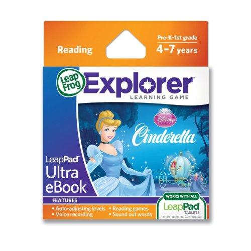 LeapFrog LeapPad Ultra eBook Cinderella